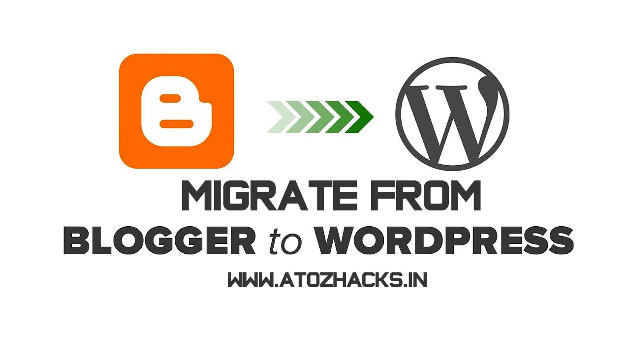 howtomigrate,bloggertowordpress,wordpress.blogtowordpress
